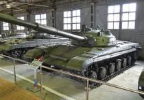 Ко Дню Победы в центре Лабытнанги установят танк Т-64