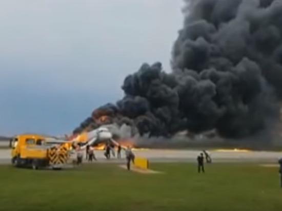 Найдены «черные ящики» сгоревшего в Шереметьево самолета