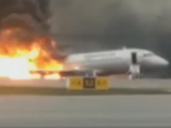В Сети потребовали запретить эксплуатацию Sukhoi Superjet 100
