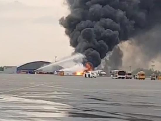 Пилот сгоревшего в «Шереметьево» самолёта рассказал подробности катастрофы