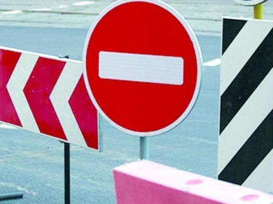 Вечером 7 мая для движения транспорта будет закрыт центр Пскова