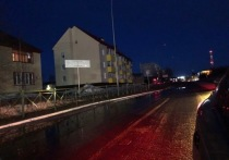 Жители Ноябрьска сообщили о «потемневших» улицах