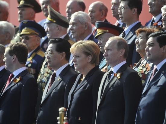 Парад Победы решили посмотреть по ТВ три четверти россиян