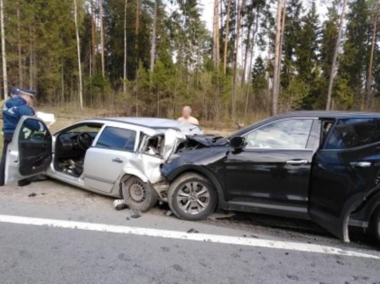 За майские праздники на дорогах Ивановской области произошло восемнадцать аварий