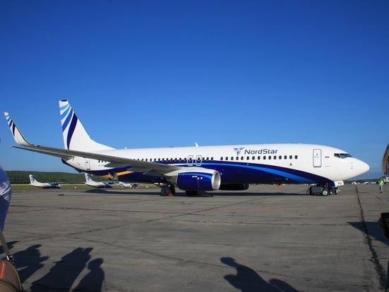 В Норильске самолет с пассажирами выкатился за пределы ВПП