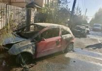 Илья Киндеев о поджоге машин своей семьи