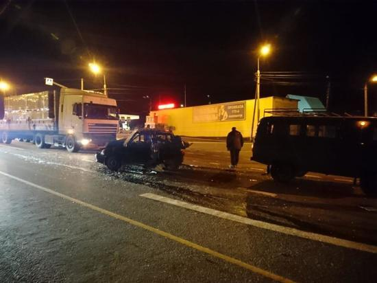 В Туле несовершеннолетние пострадали из-за халатности водителя «DAF»