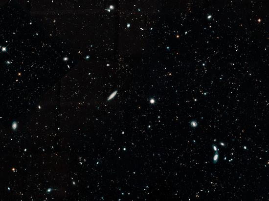 Опубликовано самое детальное изображение Вселенной: снимок весит гигабайт