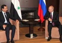 Военное вмешательство РФ в сирийский конфликт может перерасти в «новый Афганистан»