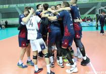 Ямальские волейболисты стали бронзовыми призерами чемпионата России