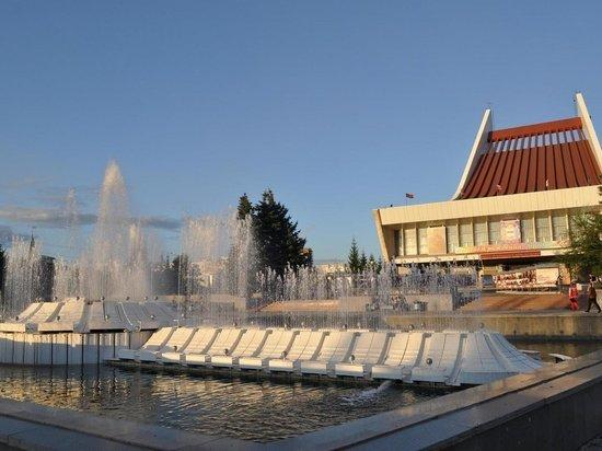 Ко Дню Победы в Омске включат  фонтаны