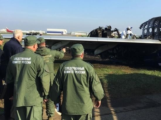 Опубликован полный список выживших в пожаре SSJ-100 в Шереметьево