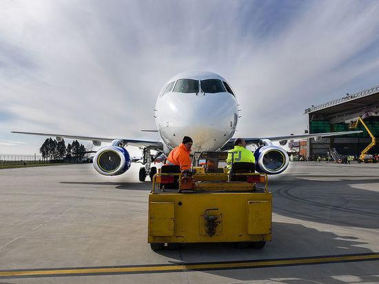 Налицо нарушение Авиационных правил