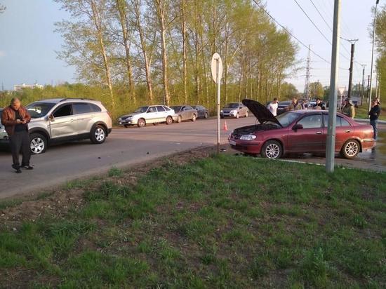 Мотоциклист, попавший в тройное ДТП в Мордовии, скончался в реанимации