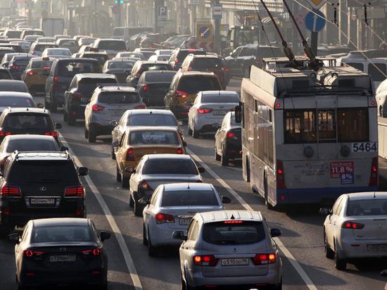 Дорожные эксперты назвали самые загруженные московские шоссе