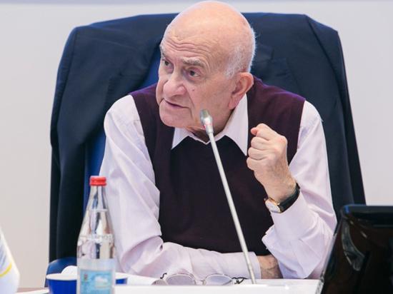 Знаменитый экономист отмечает свое 85-летие