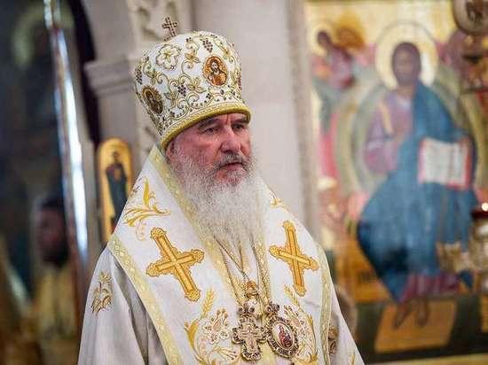 Президент РФ наградил митрополита Климента орденом