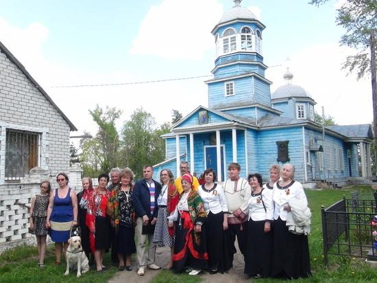 В Курской области прошел фестиваль «Егорьев день»