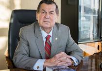 Бывшему министру геологии Евгению Козловскому исполнилось 90