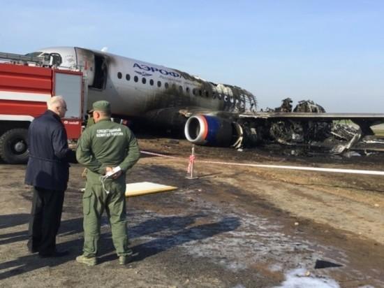 Опубликован полный список пассажиров сгоревшего SSJ-100 в Шереметьево
