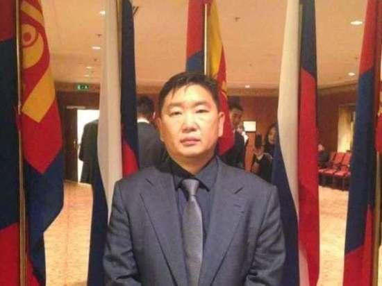 Чингис Бериков назначен и.о. руководителя администрации главы Калмыкии