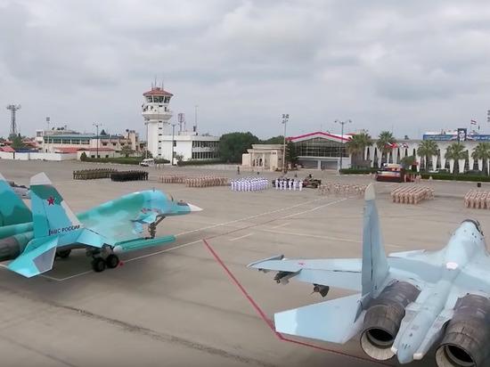 6 мая российскую авиабазу Хмеймим атаковали дважды