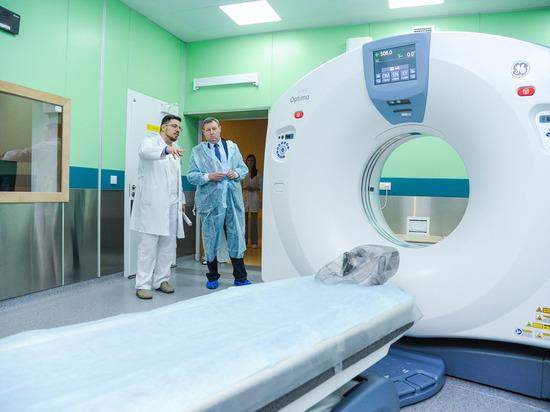 В Волгоградской области стало на 4% больше иностранных пациентов