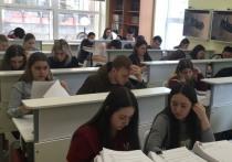 Ямальских выпускников протестировали на логику и работоспособность