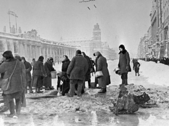 Сталина назвали пособником блокады Ленинграда