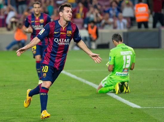 Каталонцы вылетели, выиграв со счетом 3:0 в первом матче