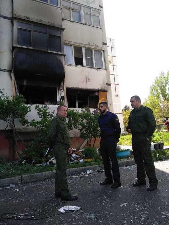 Виновником пожара в многоэтажке Железноводска мог стать бомж