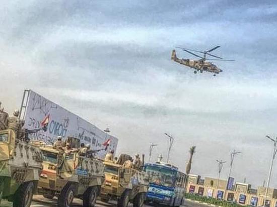 «Аллигаторы» будут задействованы в боях с террористами