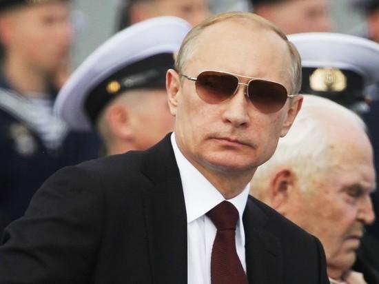 Вторые майские праздники будут для Путина рабочими