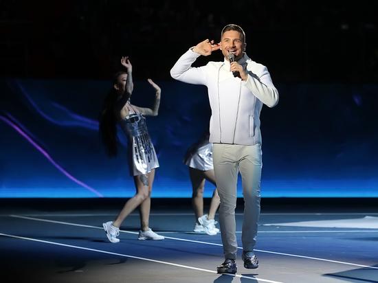 Лазарев показал репетицию номера для «Евровидения-2019»