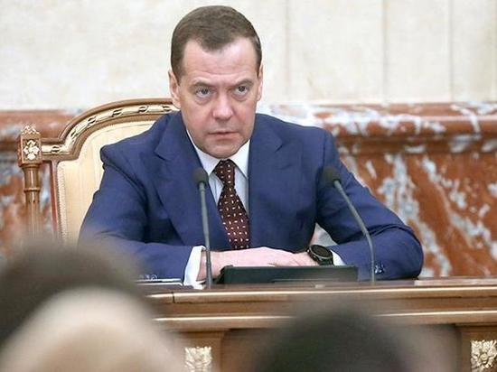 Медведев заявил о выделении Забайкалью полмиллиарда рублей