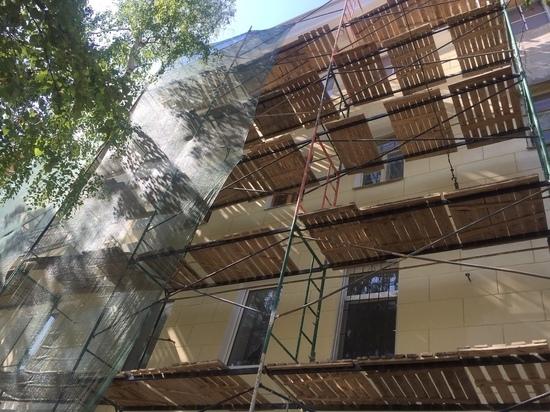 В Волгоградском регионе приступили к капремонту исторических зданий