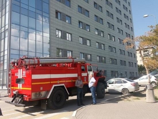 В Волгограде эвакуировали людей еще в одном бизнес-центре