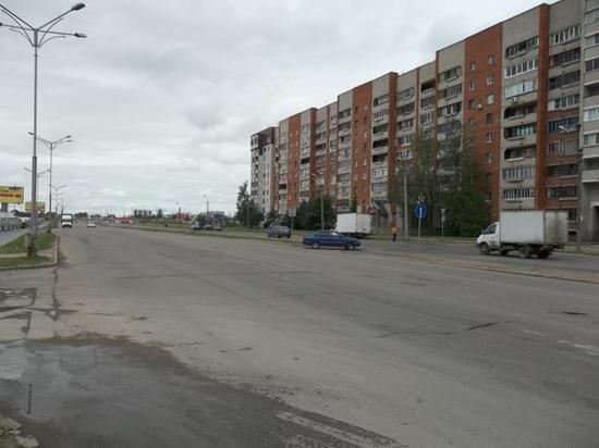 Улицу Юбилейную в Пскове отремонтируют за 137 млн рублей