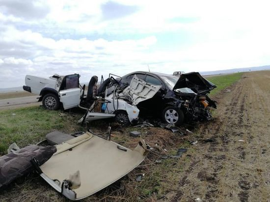 Чудовищная авария на «встречке» в Башкирии: два человека погибли