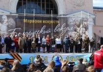 Морозов попросил Собянина поддержать ульяновский марафон искусств «Белорусский вокзал»