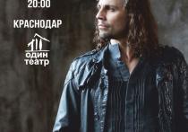 На сцене «Одного театра» выступит соло актер Театра Романа Виктюка Дмитрий Бозин
