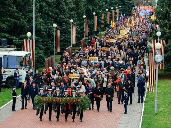 В День Победы центр Чебоксар закроют для движения транспорта