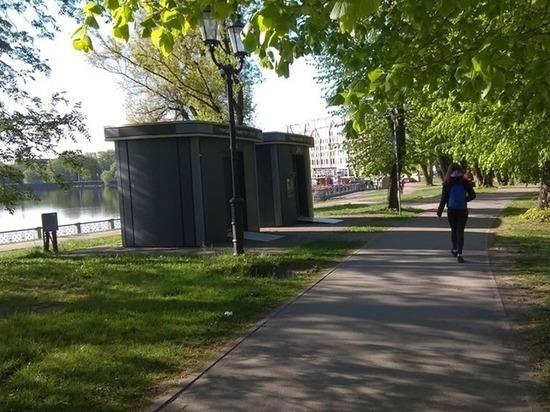 В Калининграде на Верхнем озере станут доступны общественные туалеты