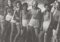1945 год глазами школьницы: