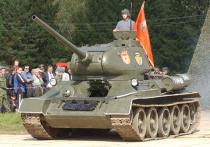Мифы и правда о танке Т-34 глазами спеца
