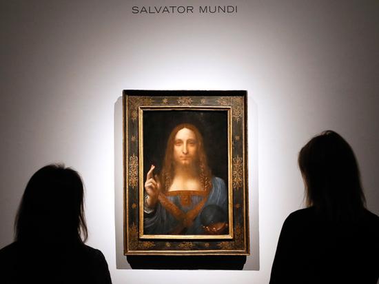 Пропажа «Спасителя мира» Леонардо да Винчи заставила снова спорить о ее подлинности