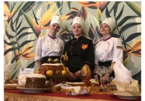 В Серпухове студенты поучаствовали в международном гастрономическом фестивале