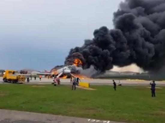 Эксперт разобрал расшифровку переговоров наземных служб аэропорта при пожаре «Суперджета»