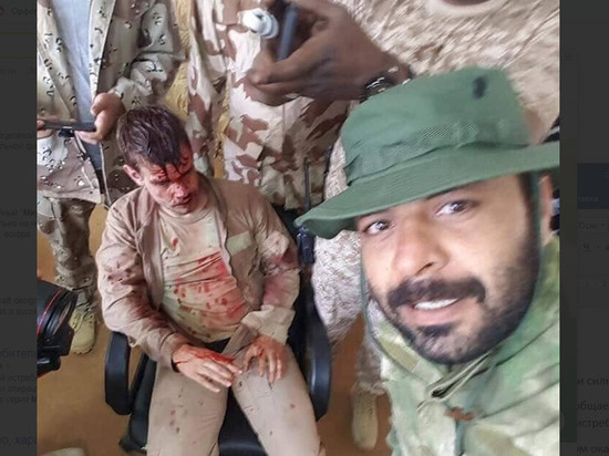 В Ливии силы Халифы Хафтара сбили истребитель Mirage F1