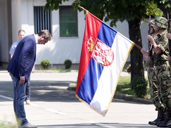 Вучич: пока я президент, я не признаю Косова
